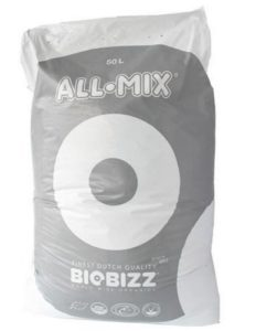 BioBizz All-Mix Erde 50L Sack